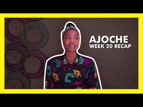 AJOCHE Africa Magic Series | Week 20 Recap