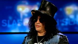 Slash On Strombo: Full Interview