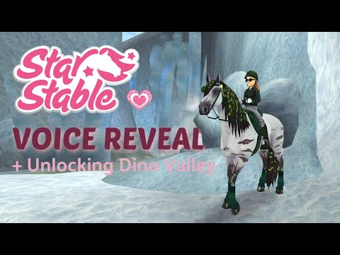 VOICE REVEAL and Unlocking Dino Valley! ll UNIYOU ll