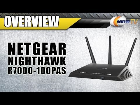 NETGEAR Nighthawk AC1900 Dual Band Wireless Gigabit Router Overview – Newegg TV