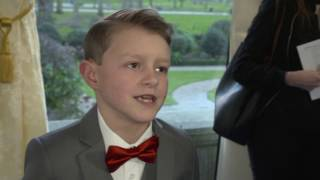 Beauty and the Beast Nathan Mack UK Premiere Interview