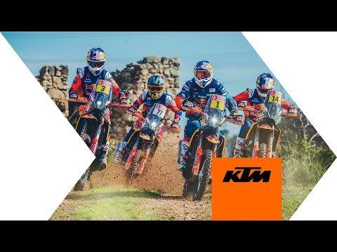Dakar 2019 : le team Red Bull KTM Factory Racing