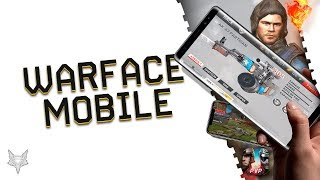 БЕСПЛАТНЫЙ ШУТЕР WARFACE MOBILE ВЫШЕЛ!КАКОЙ СМЫСЛ ОТ НЕГО ИГРОКАМ ВАРФЕЙС?ПРИЛОЖЕНИЕ И ХАЛЯВА!