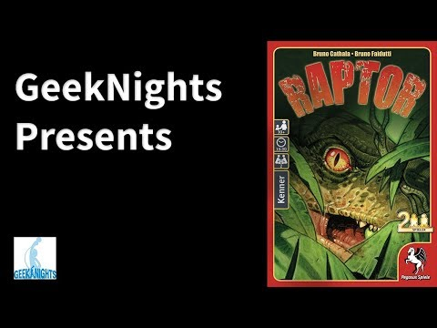 Review: Raptor - GN Presents