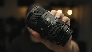 The MUST have lens - Sigma 18-35mm f1.8 - Review