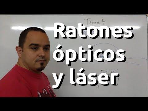 MME - 3.9. Ratones ópticos y láser