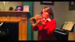 Raul Pena play the cornett