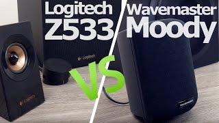 Wavemaster Moody VS Logitech Z533 im Direktvergleich