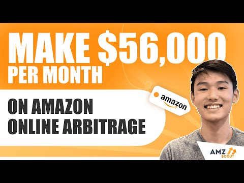 Amazon Online Arbitrage - How to Find the Perfect Product Step-by-Step (AMZScout)