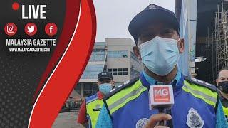 MGTV LIVE : Nasihat Yang Tegas Diberikan, Kelemahan Akan Dibaiki. - OCPD Kuantan
