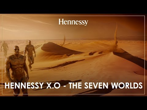 92849008aa11e 91st Academy Awards (Oscars 2019) and Hennessy X.O Commercial - The Seven  Worlds -