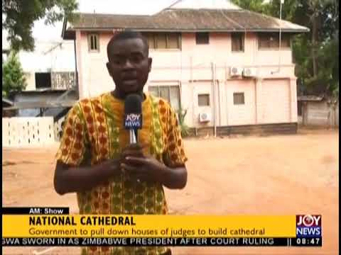 National Cathedral - AM Show on JoyNews (27-8-18)