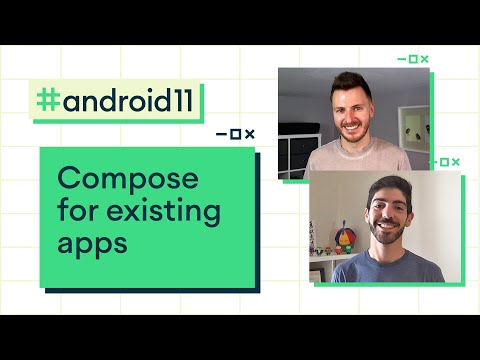 Compose for existing apps