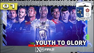[NEW SEASON] BRUTAL WELCOME TO THE PREMIER LEAGUE!! FIFA 21   Youth Academy Career Mode S5 Ep1