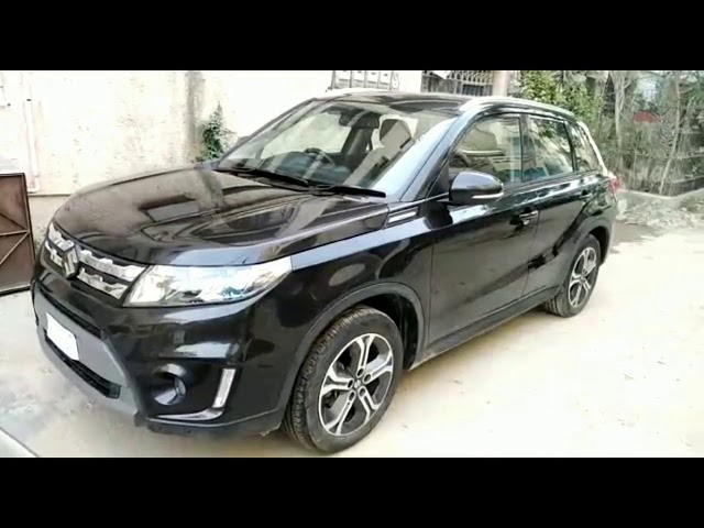 Suzuki Vitara GLX 1.6 2018 Video