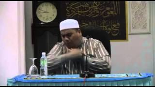 preview picture of video 'Masjid Al-Hana: Kuliah Ustaz Ahmad Husam 13-09-14'