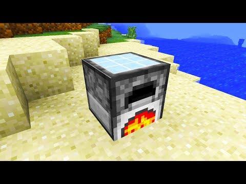 EL HORNO SOLAR! Minecraft 1.12.2 MOD SOLAR FURNACE!