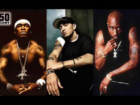Eminem Ft Tupac 50 Cent & Nate Dogg Till I Collapse Remix Mp3