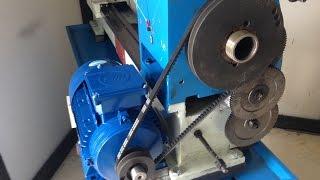 Replacing A Lathe DC Motor With An AC Motor