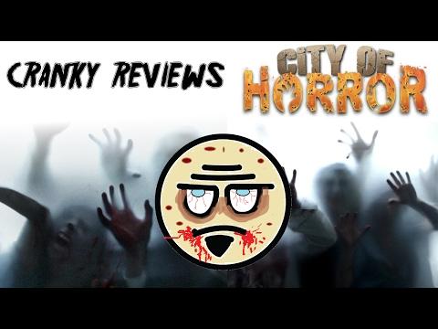 Cranky Reviews - City Of Horror