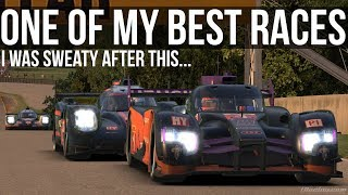 One Of The Best Races I've Ever Driven