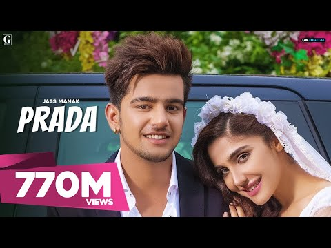 Prada : Jass Manak (Official Video) Satti Dhillon | Latest Punjabi Song | GK DIGITAL | Geet MP3
