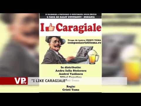 """I LIKE CARAGIALE"""