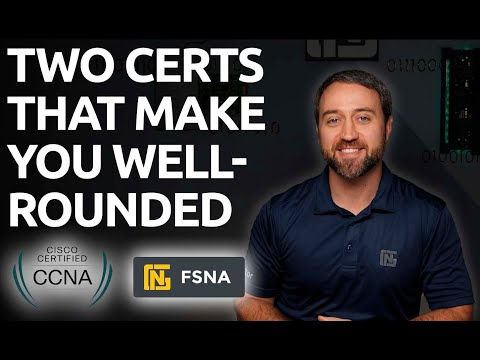 The Best Certifications To Start Your IT Career | CCNA & FSNA ...