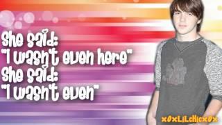 Drake Bell - It's Only Time (Instrumental/Karaoke) Lyrics on Screen (HD)