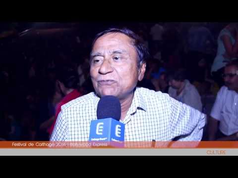 Festival de Carthage 2014   Bollywood Express   Carthage Event Tv (видео)