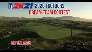 Bryn Alewon  by Skinniepost - 2020 TGCTours Dream Team Contest (PGA Tour 2K21)