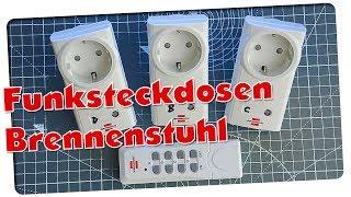 #Brennenstuhl Funksteckdose Set RCS 1000 N Comfort