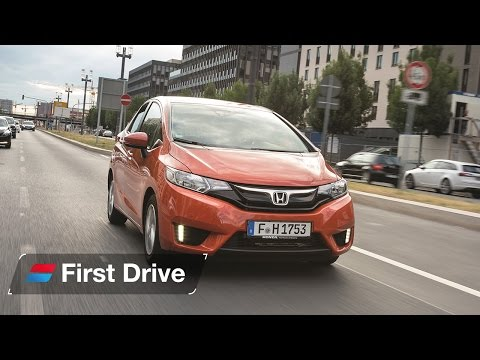2015 Honda Jazz 1.3 SE manual first drive review