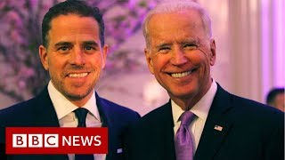Biden and Ukraine: What we know about corruption claims - BBC News