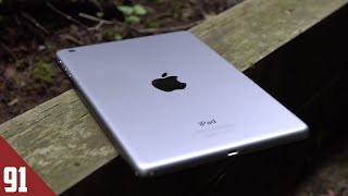 Using The First IPad Mini In 2020 - Review
