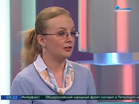 Программа «Хорошее утро» на телеканале «Санкт-Петербург»