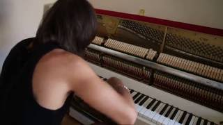 【And All Things Will End (mid-interlude)】☆ Avenged Sevenfold ♪ piano+vocal interpretation