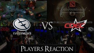 רגע הניצחון- Dota 2 -  CDEC vs EG