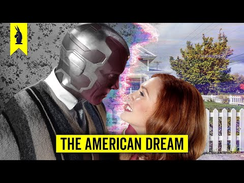 The Suburban Nightmare | Wandavision