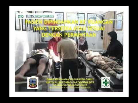04 Alur pelayanan rawat inap BPJS jadi Puskesmas Tarogong Garut