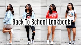 Gambar cover BACK TO SCHOOL OUTFIT IDEAS   Chelsea Trevor