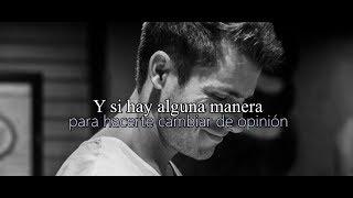 Let Go - Jon McLaughlin (Lyrics - Español e Ingles)