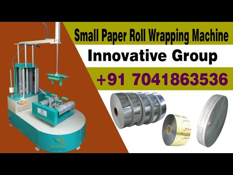PP Ropes Stretch Wrapping Machine