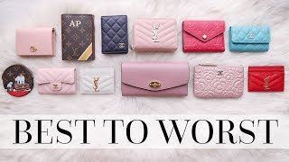 ENTIRE LUXURY SLG COLLECTION RANKED | From Best To Worst