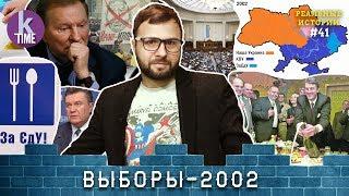 Перелом в Украине: начало политического раскола в 2002 - #41 Реальные истории