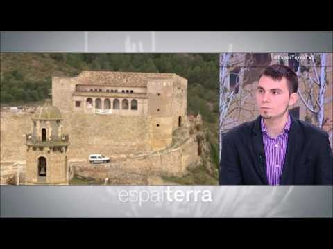 Mina de Montclar i Castell de Montclar i Montsonís
