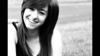 Christina grimmie- Not Fragile