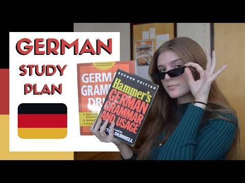 How I Study German 🇩🇪📚 (Resources + Tips)