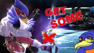 Smashin' Like Falco : Falco Smash Montage