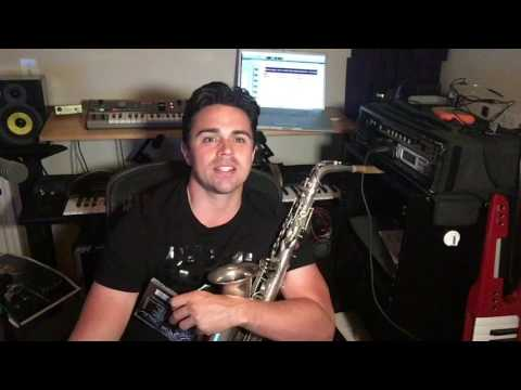 "Justin Young's ""Blue Soul"" VLOG #12 National Airplay Review on ""Jazz along the 101"""
